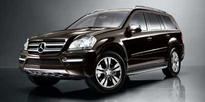 2011 Mercedes-Benz GL550, 4MATIC 4-Door ...