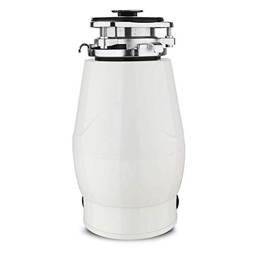 TRDT Tritarifiuti Alimentare da Cucina, lavello per macinazione di rifiuti di Cucina ad Alta Potenza da 370 Watt,Robot da Cucina Completamente Automatico