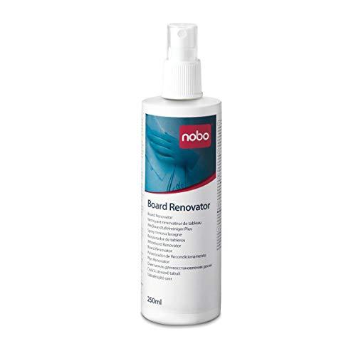 Nobo  - Spray renovador para pizarra blanca (250 ml)