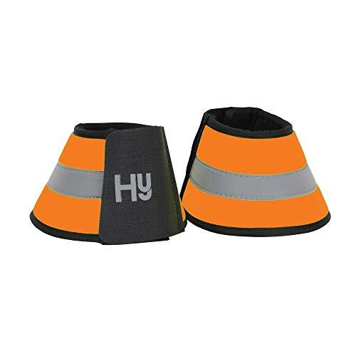 Y-H HY Viz Reflective Over Reach Boots Cob Naranja