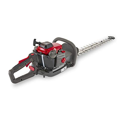 Mountfield MHT 2322 Petrol Hedge Trimmer, For trimming garden hedges and bushes, 70cm dual action blades, 22.5cc 2-stroke petrol engine