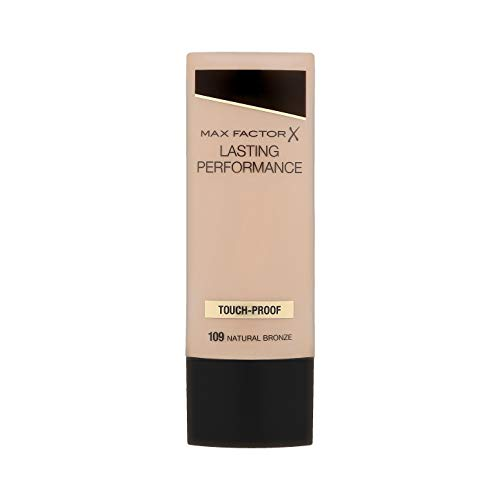 Max Factor Lasting Performance Foundation - Natural Bronze 109 35ml by Max Factor