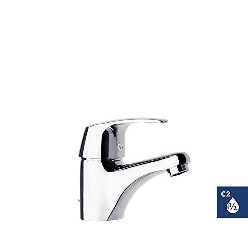 Ramon Soler Vulcano 6901K Energy – Grifo monomando para lavabo