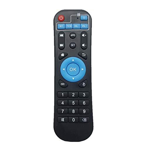 Xiangrun Mando a Distancia Universal, Controlador para TV Box MXQ-4K X 96MINI TX3 X88 MAX +