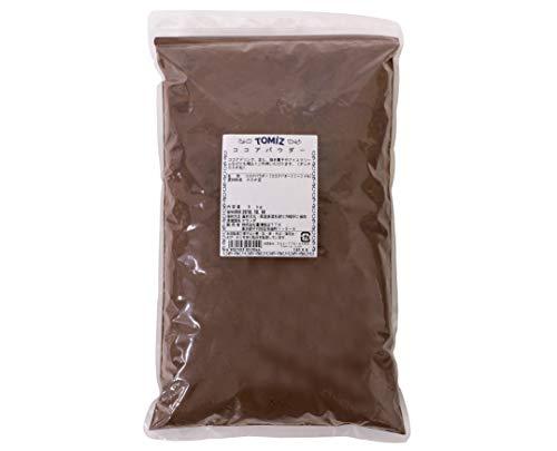 ココアパウダー / 1kg TOMIZ(創業102年 富澤商店) ココア 純ココア ピュアココア 無糖 ハイカカオ