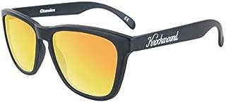 Knockaround Classics Wayfarer Unisex Sunglasses Orange PRGL1049 49 16 135 mm