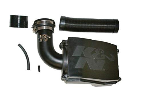 K&N 57S-9501 Kit de Admisión de Rendimiento Coche, Lavable y Reutilizable
