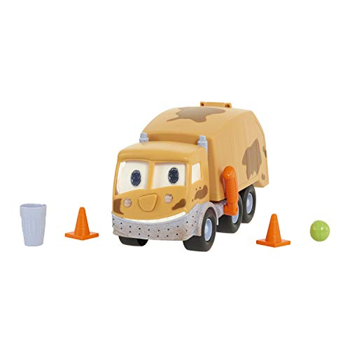 The Stinky & Dirty Show, Garbage Truck Deluxe Vehicle, by Just Play