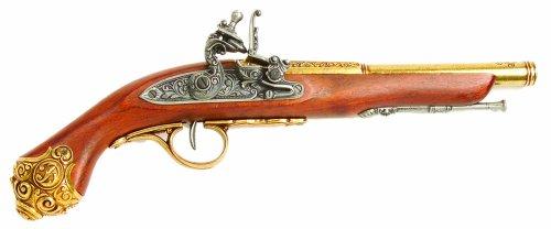 old flintlock pistol - 6