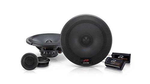 """Alpine SPR-60C 6.5"""" Car Audio Component System"""