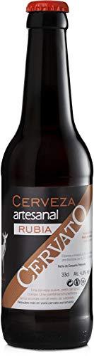 Cerveza Artesanal Rubia CervatO (Caja de 12 Unidades)