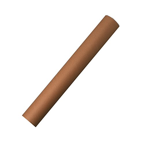Herlitz 798769 - Rollo de cartón con tapa (750 x 100 mm, tamaño interior 730 mm)