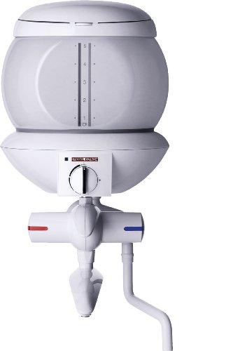 Stiebel Eltron Kochendwassergerät EBK 5 G, Glas, 5 Liter, Hebel-Zweigriff-Füll- und Ablaufarmatur, 74286