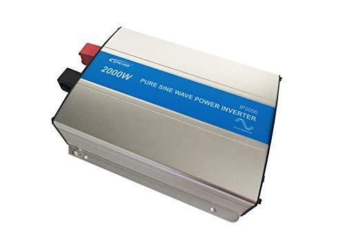 EPEVER REINER SINUS IP2000-42 2000W 48V CC a 230V AC convertidor de voltaje de onda sinusoidal pura Inverter convertidor de corriente