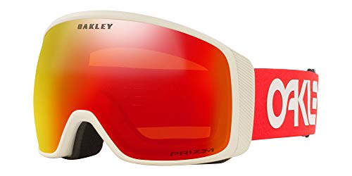 Oakley Unisex Flight Tracker XL FLIGHT-TRACKER-XL-0OO7104710421, Factory Pilot Viper Red Grey, Standard