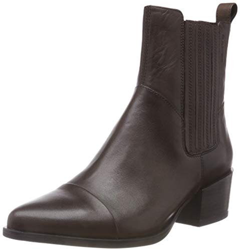 Vagabond Damen Marja Chelsea Boots, Braun (Espresso 36), 40 EU