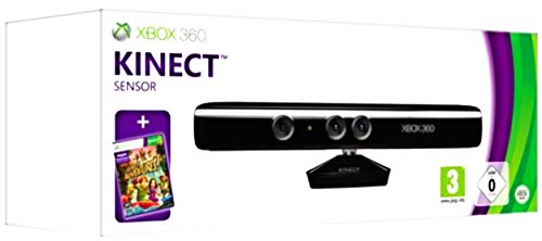 XBOX 360 Microsoft Kinect Sensor Bar Only Black 1414