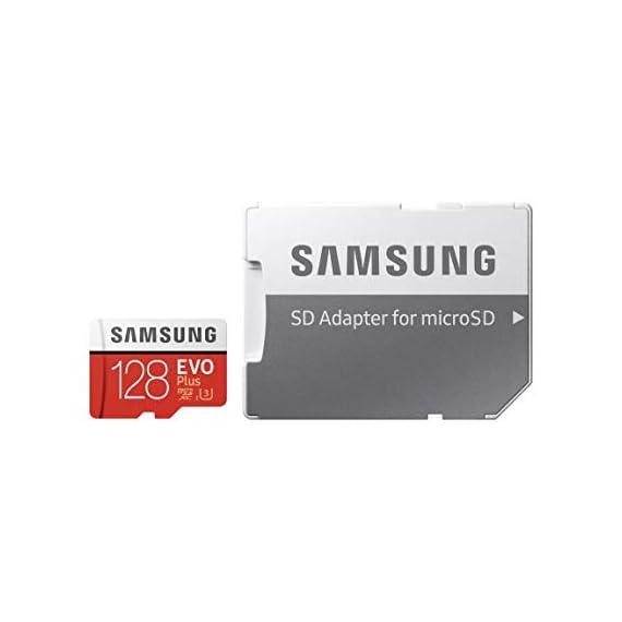 Samsung 128GB EVO Plus Class 10 Micro SDXC with Adapter (MB-MC128GA) 12 MB-MC128GA_EU