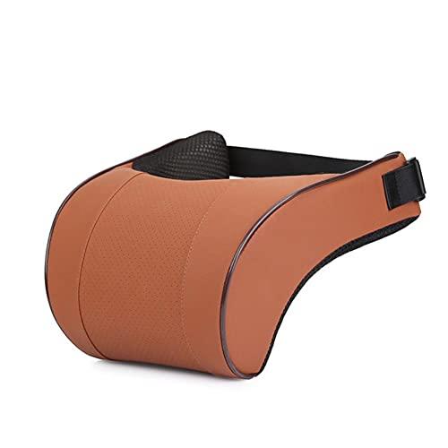 UKKD Memory Foam Stuhlkissen Car Neck Pillow Adjustable Headrest Memory Pillow Seat Cushion Cover Car Neck Pillow Car Supplies