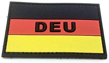 Duitse Duitsland DEU Subdued Vlag Airsoft PVC patch