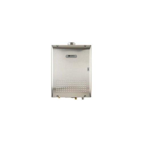 Noritz NC380-SV-ASME NG ASME Indoor/Outdoor Tankless Natural Gas Water Heater, 13.2 GPM