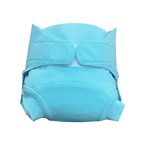 Couche piscine anti-fuite et anti-UV Hamac lavable - réutilisable - Coloris : Poséidon - Taille : 12 mois (6-12 kg)