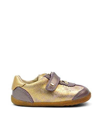 Bobux Step Up Sprite Trainer_Primeros Pasos - Zapatillas de Piel de Bebé Niña Bobux Flexibles
