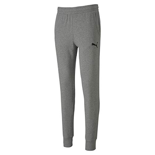 PUMA Teamgoal 23 Casuals Pants Pantalon de Jogging Homme, Medium Gray Heather, XXL
