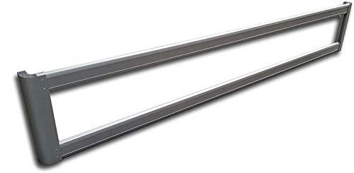 2,80 m Aluminium Anfahrschutz LKW...