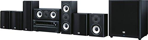 ONKYO HT-S9700THX 7.1channels Negro conjunto de altavoces - Set de altavoces (7.1...