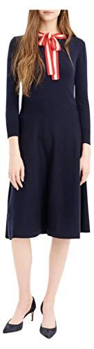 J.Crew Women's Alice Neck Tie Sweater Dress