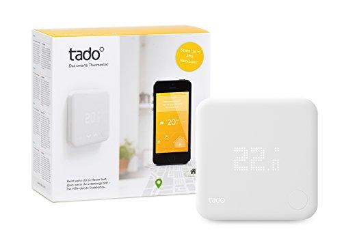 tado° Smartes Thermostat Starter Kit V2 - Intelligente Heizungssteuerung, kompatibel mit Amazon Alexa, Google Assistant, IFTTT