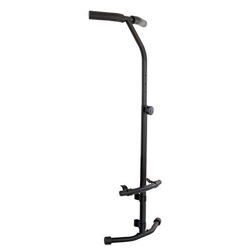 Ampel 24 Haltestange für Minitrampolin Ø 110 cm, mehrfach höhenverstellbar, schwarz