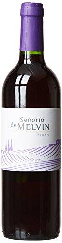 Señorio De Melvin Tinto - Vino Tinto Seco, 750 ml
