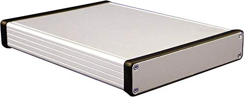 Hammond Electronics 1455T2201 Profil-Gehäuse 223 x 160 x 51.5 Aluminium Aluminium 1St.