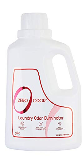 Zero Odor – Laundry Odor Eliminator & Deodorizer
