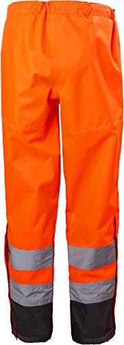Helly Hansen Workwear Warnschutz Winter-Latzhose Alta Insulated CL2 wasserdichte isolierte Regen-Arbeitshose 269 XXL, 70445