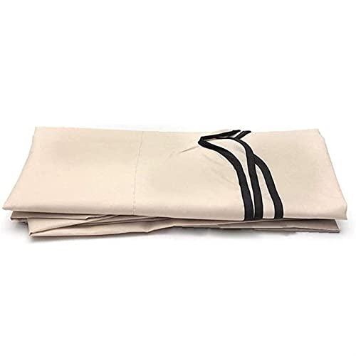 HTGUDE Cubierta de cojín de Swing, Patio Impermeable Swing Tabla Cubierta Cubierta Patio Swing Cushion Funda 3 Person...