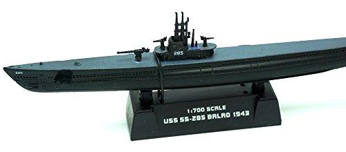 Easy Model 37310 USS Balao SS-285 1943 - Submarino a escala [importado de Alemania]
