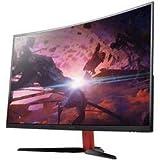 MSI Optix AG32CQ Monitor de Juegos Curvo S15-0007050-HH5, 32'2560 x 1440 píxeles Wide Quad HD (1xDP, 1xHDMI, 1xDVI, 3xUSB, 1Ms, 144 Hz) (Reacondicionado)