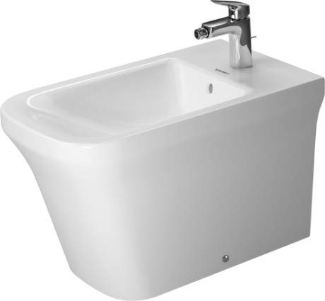 Duravit 2273100000 Bide, P3 Comforts, Blanco