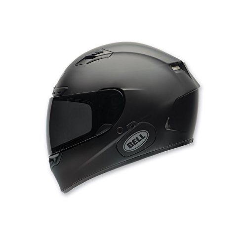 Bell Impulse Adult Qualifier DLX Street Bike Motorcycle Helmet - Black...