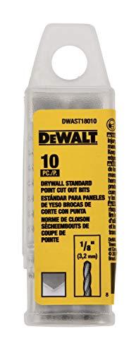 DEWALT DWAST18010 - Broca de corte