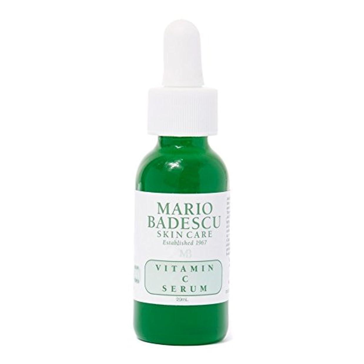専門化する熟達実験Mario Badescu Vitamin C Serum 29ml (Pack of 6) - マリオ?バデスキュービタミンの血清29ミリリットル x6 [並行輸入品]
