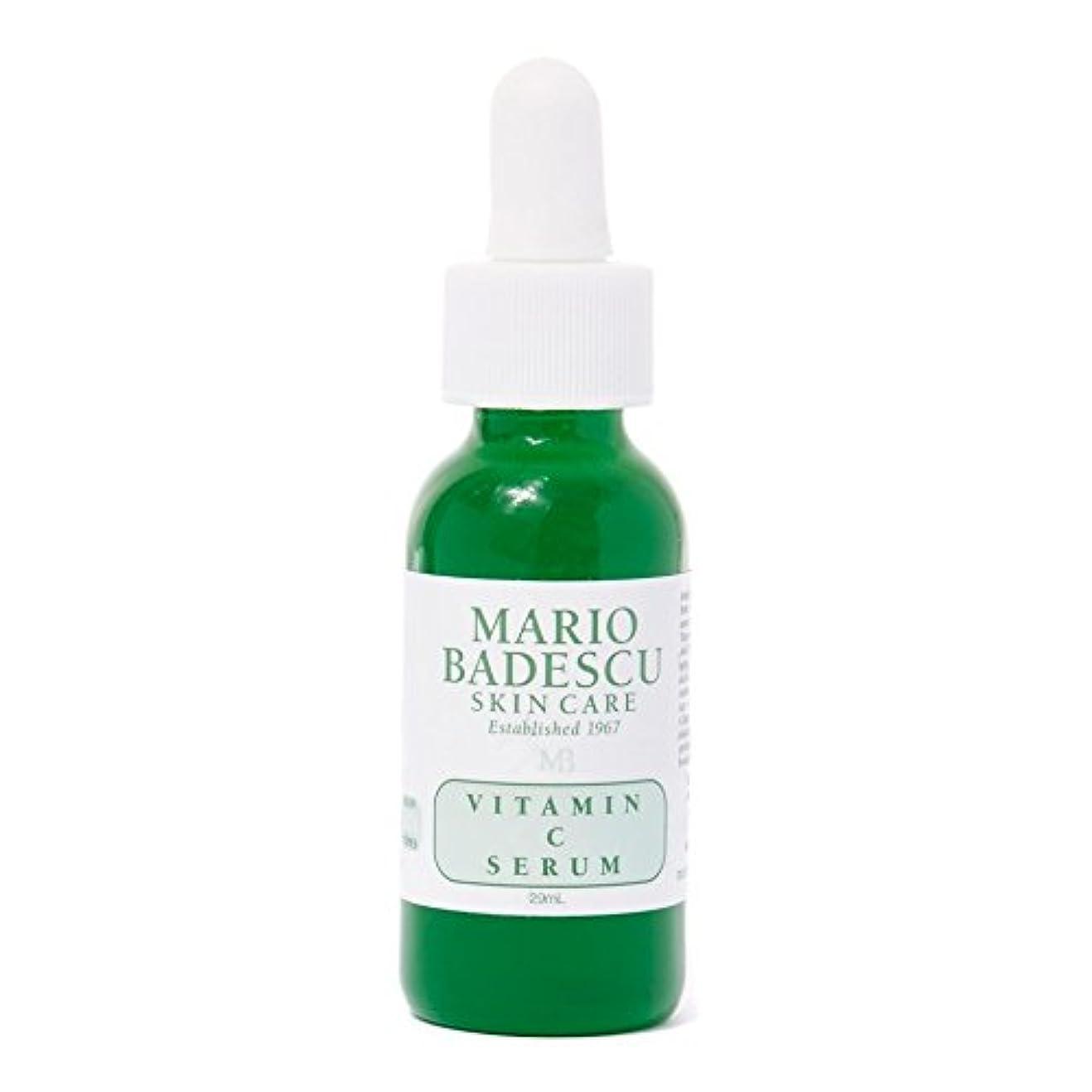 リフトホイスト接続されたMario Badescu Vitamin C Serum 29ml - マリオ?バデスキュービタミンの血清29ミリリットル [並行輸入品]