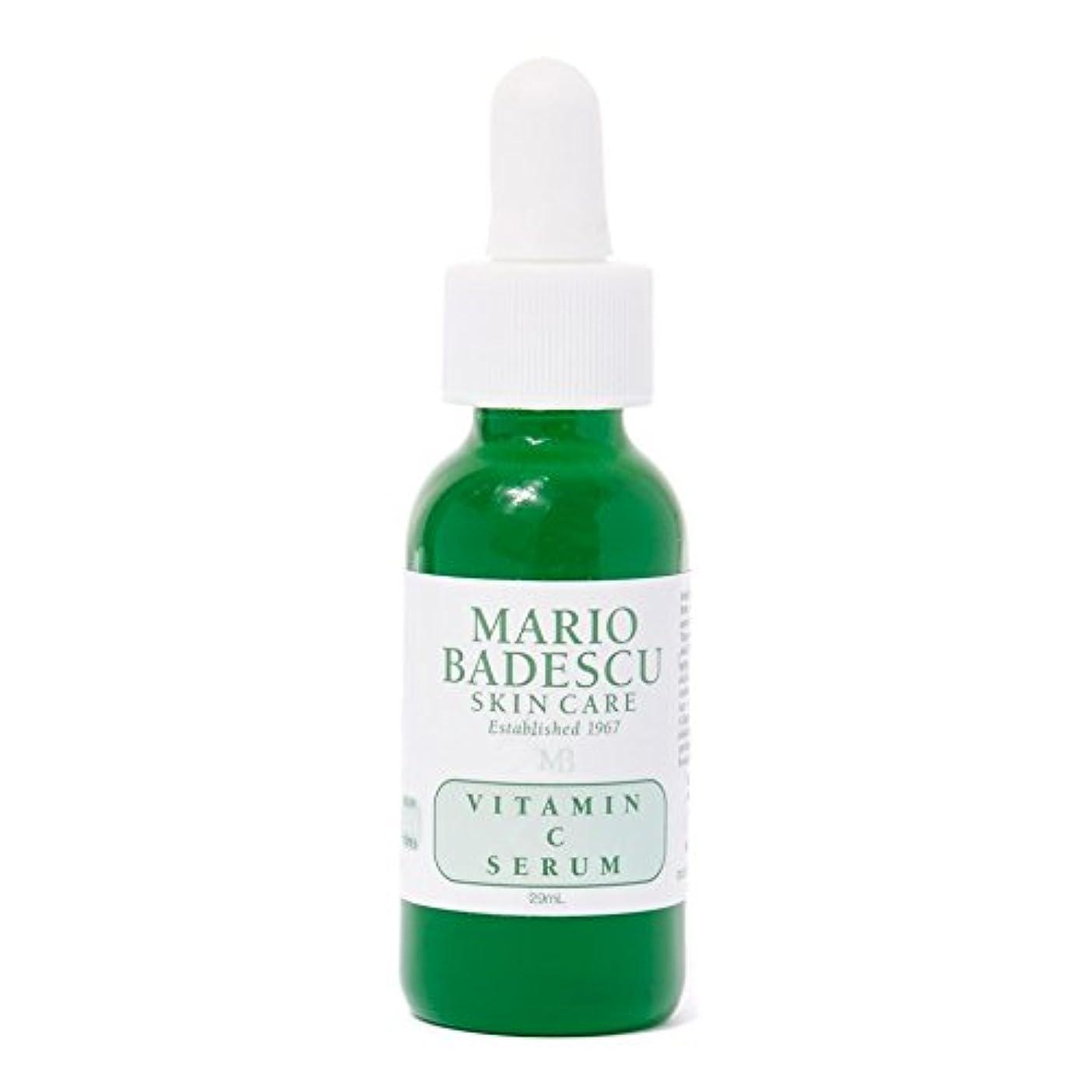 揮発性機関自然マリオ?バデスキュービタミンの血清29ミリリットル x4 - Mario Badescu Vitamin C Serum 29ml (Pack of 4) [並行輸入品]