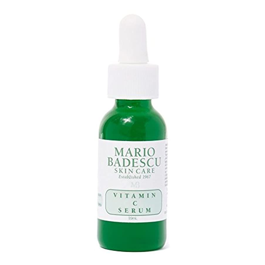 シャッフルシーサイド尊厳Mario Badescu Vitamin C Serum 29ml - マリオ?バデスキュービタミンの血清29ミリリットル [並行輸入品]