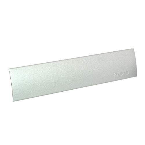 GEZE Dekorschieber - Türschließer-Abdeckung für GEZE TS4000/TS5000 in Silber