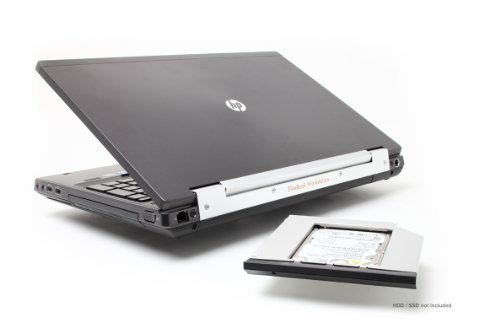 Newmodeus, Compatible with HP Elitebook 8560w, 8570w, 8760w, 8770w Upgrade Bay (Replacement Parts)