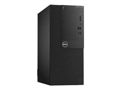 Windows 10 Dell 3050 MT Intel Core i5-6500 Desktop PC Computer - 8GB DDR3-256GB SSD - 300Mbps WI-FI (Renewed)